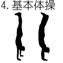 4.基本体操