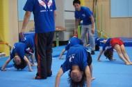 体操教室③