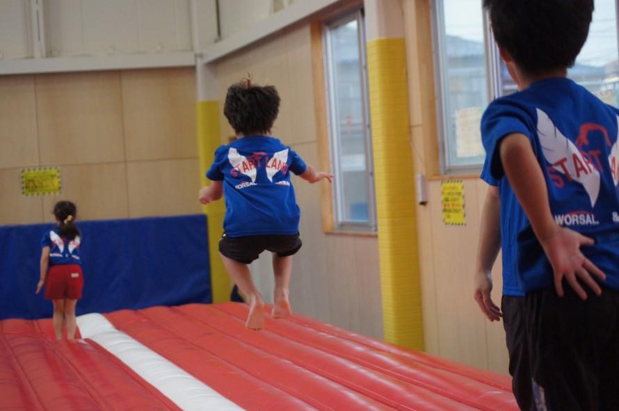 体操教室⑦