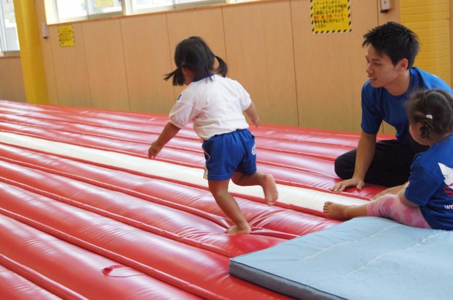 幼児体操②