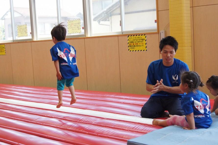 幼児体操③