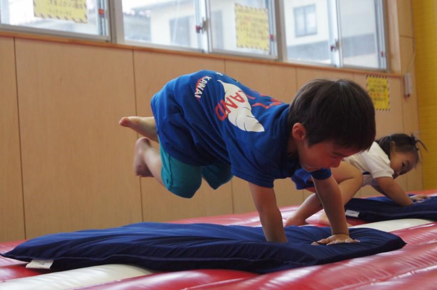 幼児体操④
