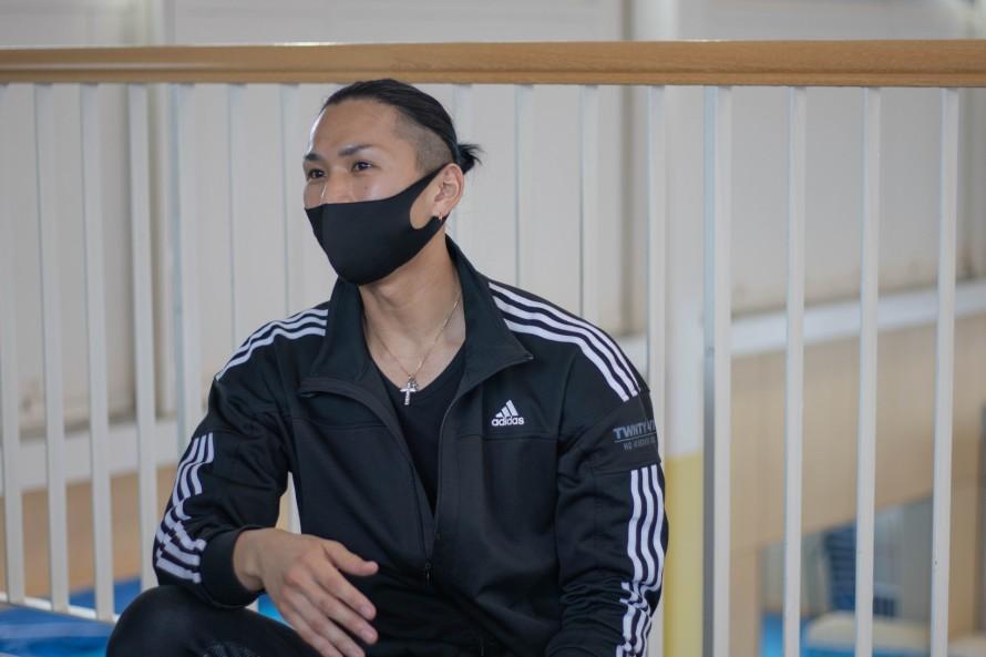 田中トレーナー2